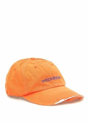 Vetements Şapka Oranj